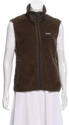 Patagonia Shearling Sleeveless Vest