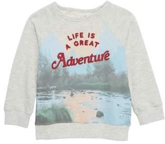 Peek Adventure Crew Graphic Sweatshirt
