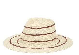 Brixton Amelia Straw Hat