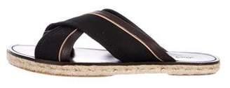 Louis Vuitton Crossover Slide Sandals