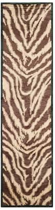 "Safavieh Tibetan Area Rug, 2'6"" x 12'"