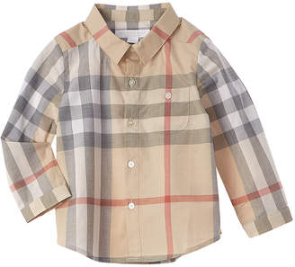 Burberry Boys' Trauls Woven Shirt