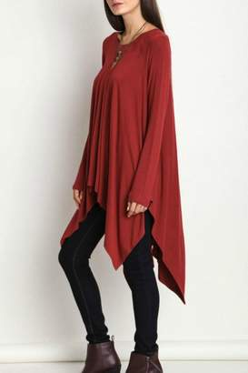 Umgee USA Trapeze Tunic Top