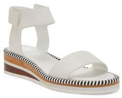 Vince Camuto Moirina Wedge Leather Sandals