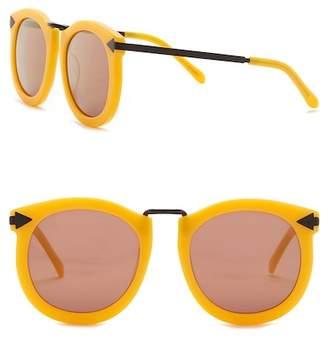 Karen Walker 53mm Super Lunar Sunglasses