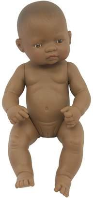 Miniland Baby Doll Latino American Girl, 32 cm