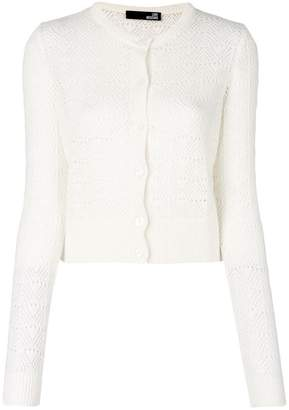 Love Moschino loose fitted cardigan