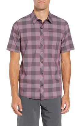 Travis Mathew Buffalo Regular Fit Sport Shirt