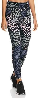 Calvin Klein Animal-Print Leggings