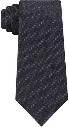 Kenneth Cole Reaction Men Speckle Solid Slim Tie