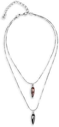 Uno de 50 Handcrafted Layered Necklace