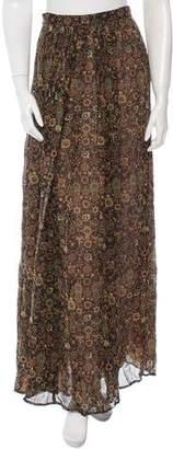 Ronny Kobo Taryn Maxi Skirt