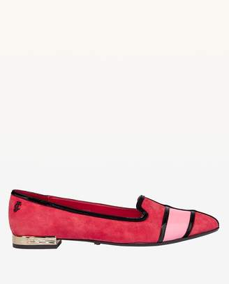 Juicy Couture Belinda Suede Flat