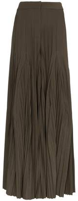 Jacquemus high waisted pleated trousers