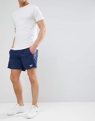 Reebok Woven Shorts In Navy CE1859