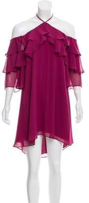 Rebecca Minkoff Chiffon Mini Dress