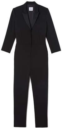 Elgin G. Label Tuxedo Jumpsuit