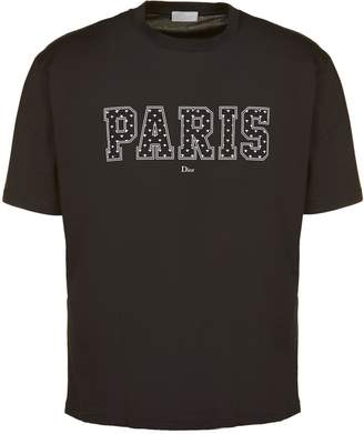 Christian Dior Paris Printed T-shirt