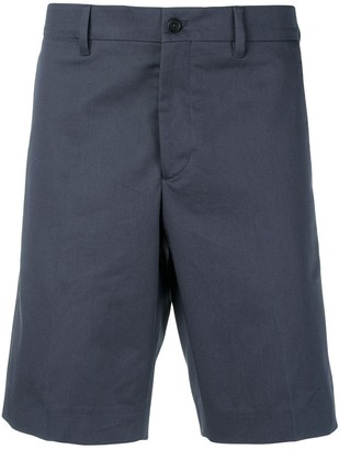 Prada mid-rise chino shorts