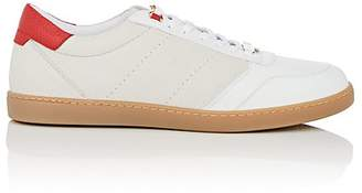 Buscemi Men's Box Leather & Suede Sneakers
