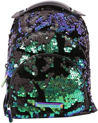 KENDALL + KYLIE Sequined Backpack