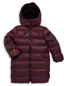 Burberry Little Girl's& Girl's Briton Puffer Jacket