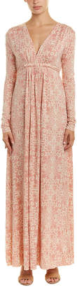Rachel Pally Printed Caftan Dress