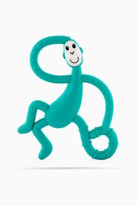 Boys Matchstick Monkey Dancing Monkey Teether - Green - Green