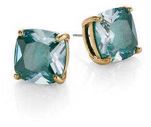 Kate Spade Enamel Small Square Stud Earrings
