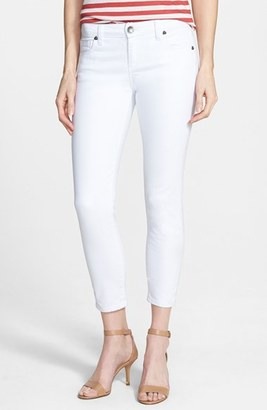Women's Kut From The Kloth Crop Skinny Jeans $79 thestylecure.com