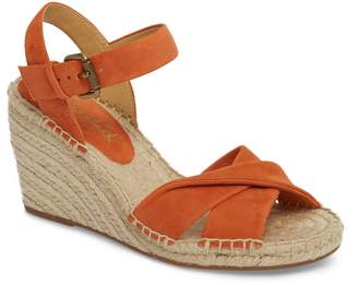 Splendid Fairfax Espadrille Wedge Sandal