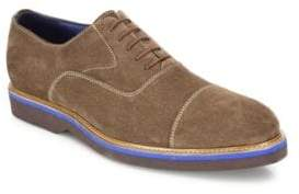 Saks Fifth Avenue COLLECTION Suede Lace-Up Dress Shoes