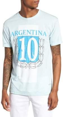 Kinetix Kintetix Argentina T-Shirt