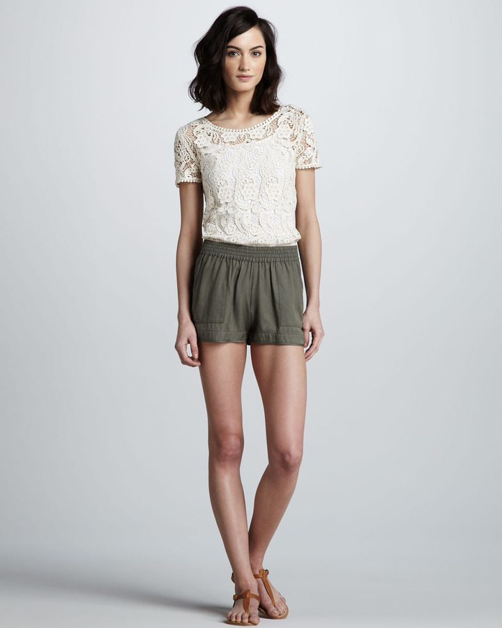 Joie Beso Pull-On Shorts