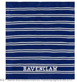 Pottery Barn Teen HARRY POTTER Knit Throw, 50x60, Ravenclaw