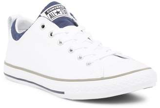 Converse Chuck Taylor Dual Collar Sneaker (Little Kid & Big Kid)