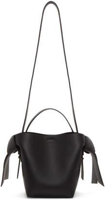 Acne Studios Black Mini Musubi Bag