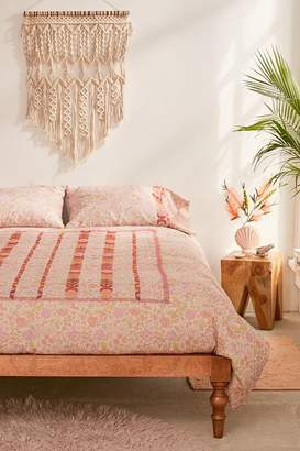 Lana Embroidered Ditsy Floral Duvet Cover