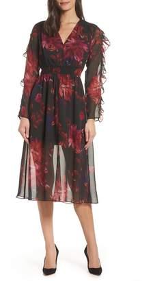 Ali & Jay Endless Love Midi Dress