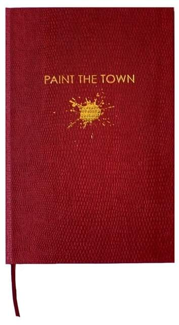 Paint The Town Pocket Notebook