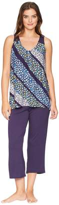 Jockey Capris Pajama Set Women's Pajama Sets