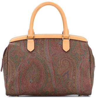 Etro paisley print handbag