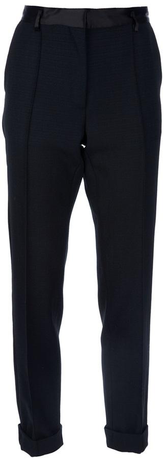 Forte Forte slim straight leg trouser