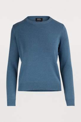 A.P.C. Aida sweatshirt
