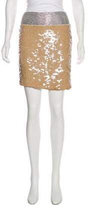 Haute Hippie Sequin Embellished Dress w/ Tags