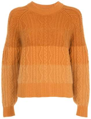 Coohem classic fitted sweater