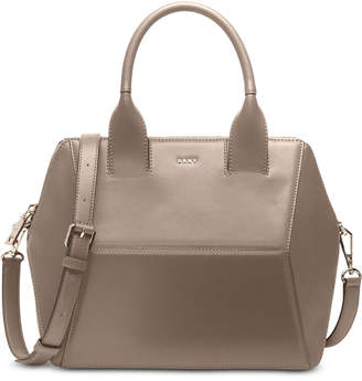 DKNY Westsider Leather Satchel