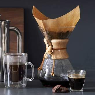 Williams-Sonoma Williams Sonoma Chemex® Pour-Over Glass Coffee Maker with Wood Collar