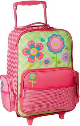 Stephen Joseph Little Girls Rolling Luggage