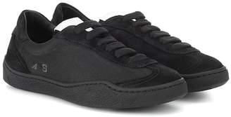 Acne Studios Lhara suede sneakers